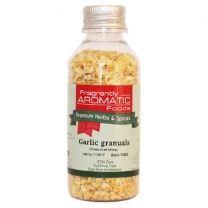 garlic-granuals