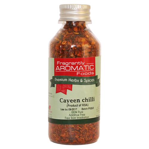 Cayeen Chilli Coarse Cut 38g