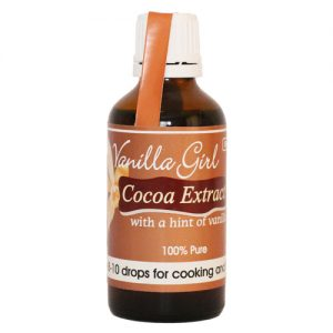 Cocoa & Vanilla Extract 50ml