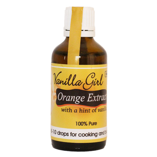 Orange & Vanilla Extract 50ml