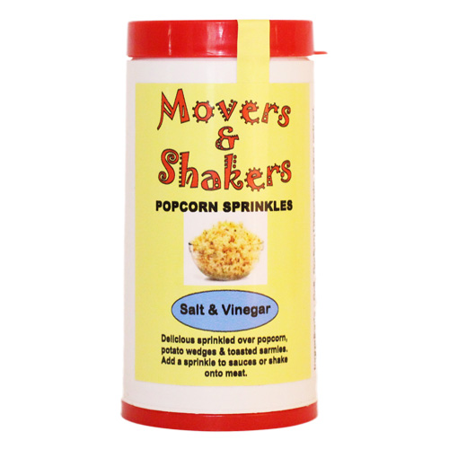 Salt & Vinegar Popcorn Sprinkle 70g