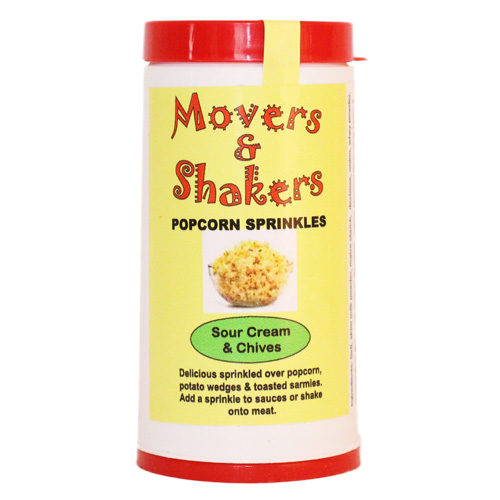 Sour Cream & Chives Popcorn Sprinkle 70g