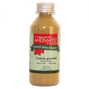 Cumin Ground 46g